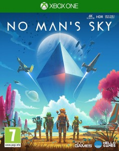 No Mans Sky PL XBOX ONE
