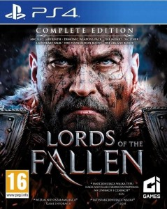 Lords of the Fallen Complete Edition PL PS4