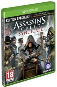 Assassins Creed Syndicate Special Edition PL XBOX ONE