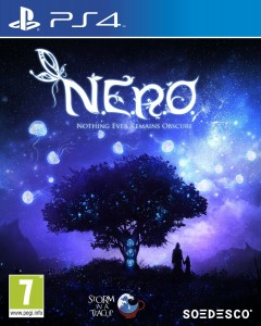 N.E.R.O Nothing Ever Remains Obscure PL PS4