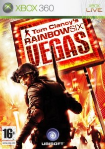 Tom Clancy`s Rainbow Six Vegas Używana XBOX 360