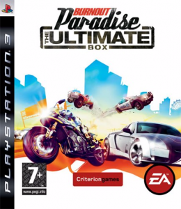 Burnout Paradise Ultimate Box Używana PS3