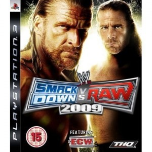 WWE Smackdown vs Raw 2009 Używana PS3