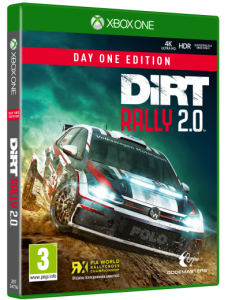 DiRT Rally 2.0 Day One Edition PL XBOX ONE