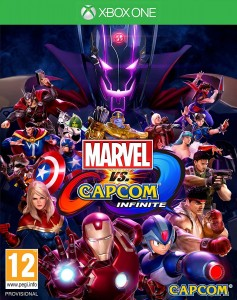 Marvel vs Capcom Infinite Delux PL XBOX ONE