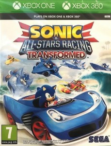 Sonic All-Stars Racing Transformed  XBOX 360/ONE