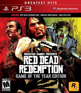Red Dead Redemption GOTY PS3