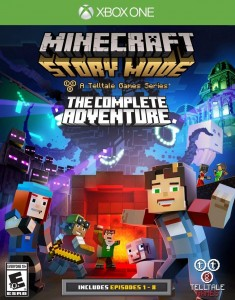 Minecraft: Story Mode Complete XBOX ONE