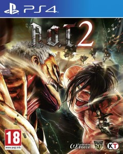 Attack On Titan 2 / A.O.T. 2 PS4