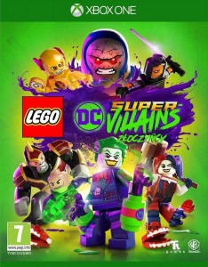 LEGO DC Super-Villains PL dubbing XBOX ONE