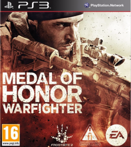 Medal of Honor Warfighter PL PS3