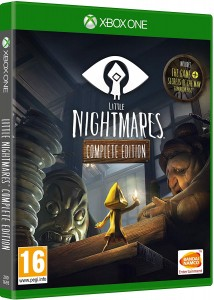 Little Nightmares PL Complete XBOX ONE