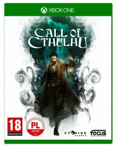 Call of Cthulhu PL XBOX ONE