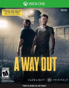 A Way Out PL XBOX ONE