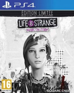 Life is Strange: Before the Storm Limited PS4