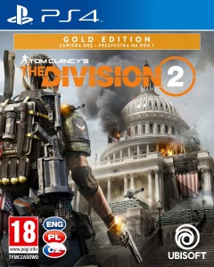 Tom Clancy's The Division 2 PL GOLD PS4