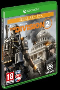 Tom Clancy's The Division 2 PL GOLD XBOX ONE