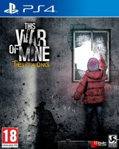 This War of Mine: The Little Ones PL Używana PS4