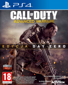 Call of Duty: Advanced Warfare PL Day Zero PS4