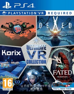 Ultimate VR Collection 5 Gier PS4