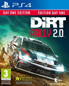 DiRT Rally 2.0 Day One Edition PL PS4