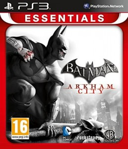 Batman: Arkham City PL PS3