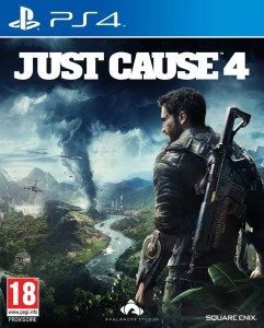 Just Cause 4 PL PS4