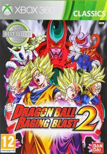 Dragon Ball: Raging Blast 2 Używana XBOX 360