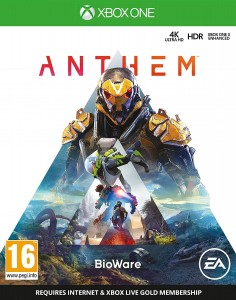 Anthem PL D1 XBOX ONE PL