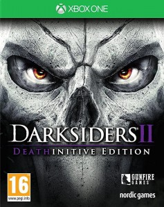Darksiders 2 II : Deathinitive Edition  PL XBOX ONE