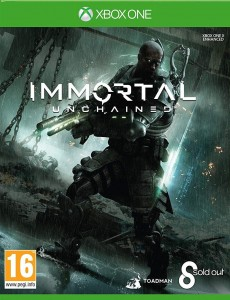 Immortal Unchained PL XBOX ONE