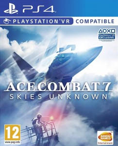 Ace Combat 7 Skies Unknown PL VR PS4