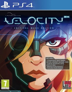 Velocity 2X: Critical Mass Edition PS4