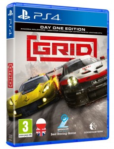 Grid D1 Edition PL dubbing PS4