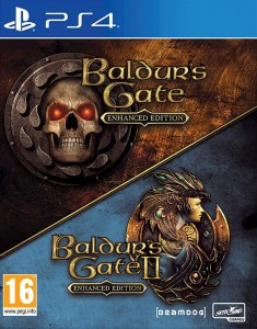 Baldur's Gate Enhanced Edition PL dubbing PS4