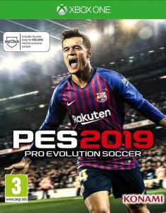 Pro Evolution Soccer 2019 + Zegarek XBOX ONE