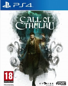 Call of Cthulhu PL PS4