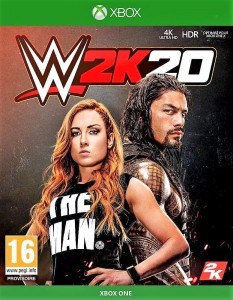 WWE 2K20 + DLC XBOX ONE