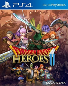 Dragon Quest: Heroes 2 PS4