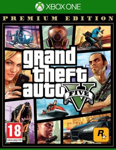 Grand Theft Auto GTA V: Premium Edition PL XBOX ONE