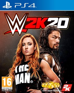 WWE 2K20 + DLC PS4
