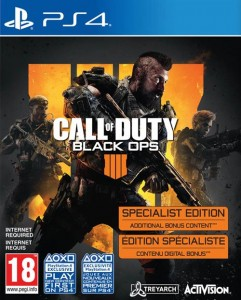 Call of Duty: Black Ops 4 ANG Edycja Specjalna PS4