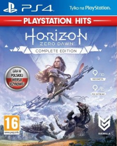 Horizon Zero Dawn Complete Edition PL dubbing PS4