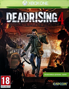 Dead Rising 4 PL XBOX ONE