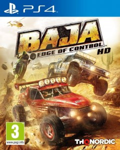 Baja: Edge of Control PS4