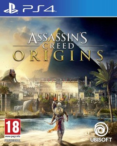 Assassins Creed Origins PL PS4