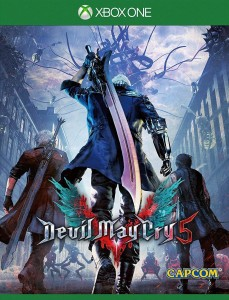 Devil May Cry 5 PL XBOX ONE