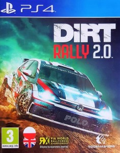 DiRT Rally 2.0 PL PS4