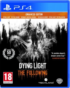 Dying Light: The Following PL dubbing PS4
