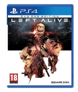 Left Alive D1 PS4